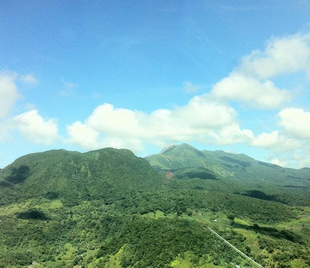 Soufrière Guadeloupe